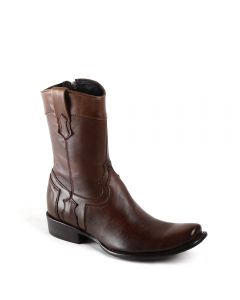 Cuadra Mens Urban Boots Firenze Almond 1J06TF